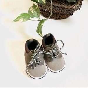 Gymboree Brown Lace Up Shoes